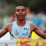 Biografía de Amado García, maratonista guatemalteco
