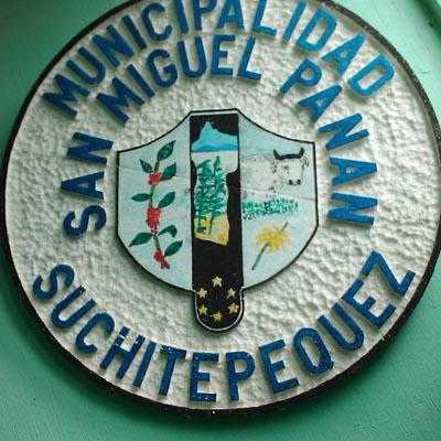 Escudo municipal San Miguel Panán