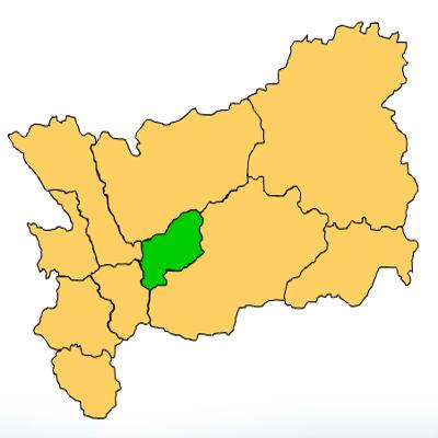 Mapa Estanzuela