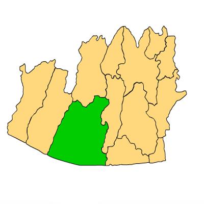Mapa La Gomera