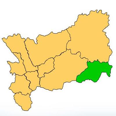 Mapa La Unión Zacapa