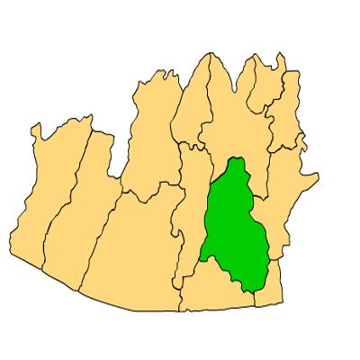 Mapa Masagua