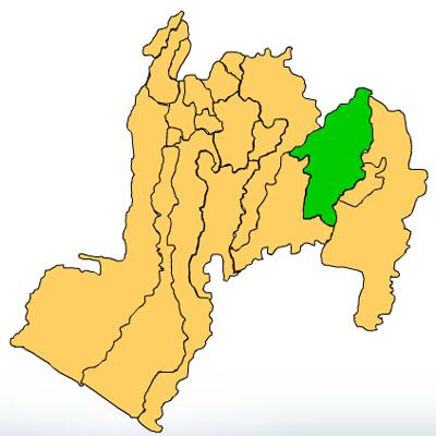 Guatemala-Mapa-Santa-Bárbara