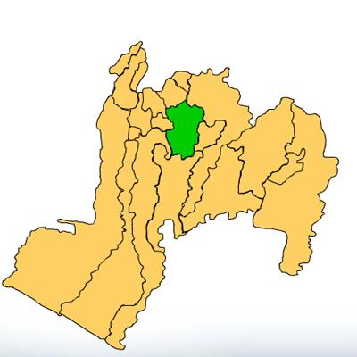 Mapa San Antonio Suchitepéquez