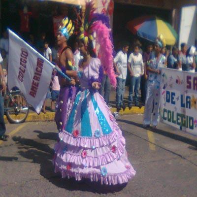 desfile en san antonio suchitepequez