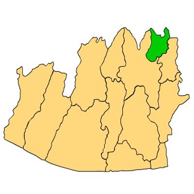 Mapa Palín Escuintla