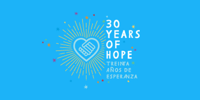 30 años de esperanza