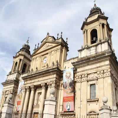 Catedral metropolitana Guatemala