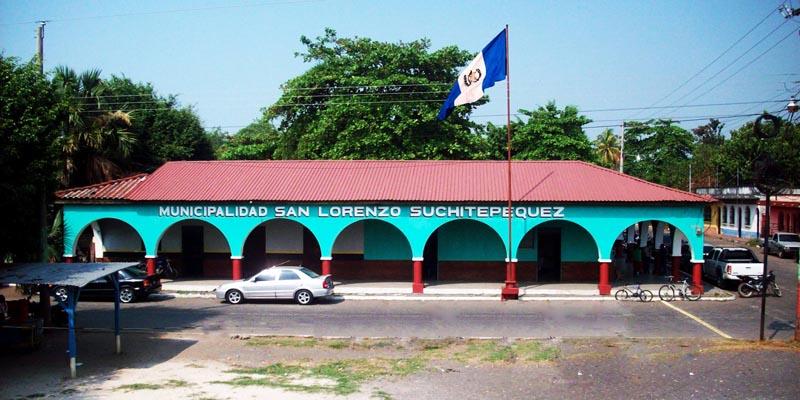 Edificio-Municipal-San-Lorenzo-Suchitepéquez