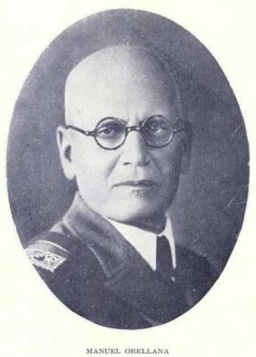 Expresidente Manuel Orellana
