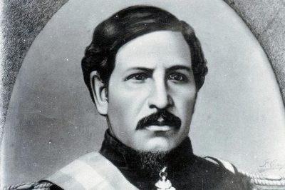 Expresidente Rafael Carrera