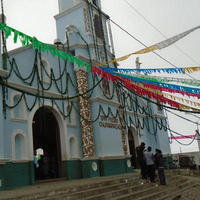 Iglesia Chuarrancho Guatemala