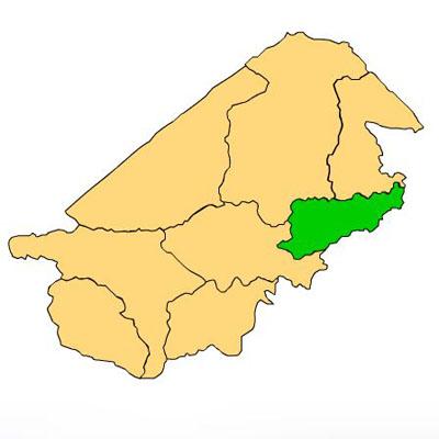 Mapa El Jicaro El Progreso