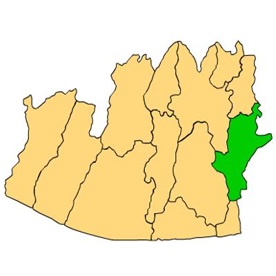 Mapa-Guanagazapa-Escuintla-Guatemala