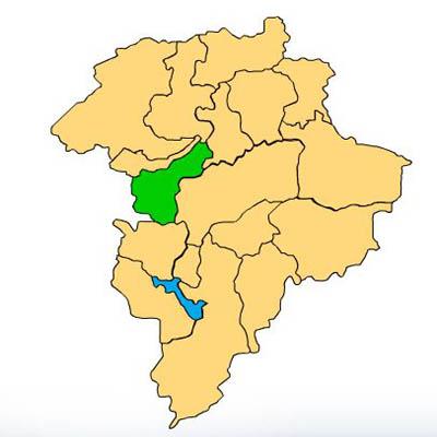 Mapa Mixco Guatemala