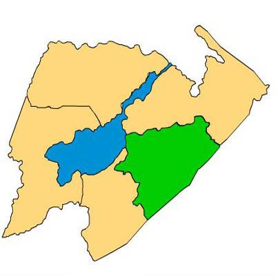 Mapa Morales Izabal