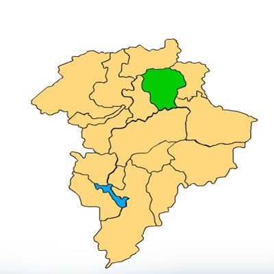 Mapa San Pedro Ayampuc