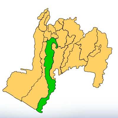 Mapa-Santo-Domingo-Suchitepequez-Guatemala