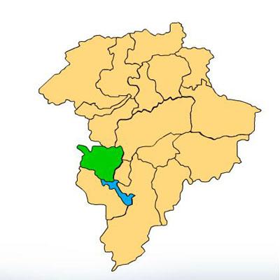 Mapa Villa Nueva Guatemala
