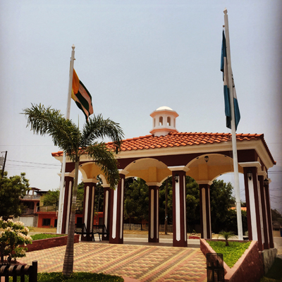 Municipio-Gualán-Zacapa-Plaza