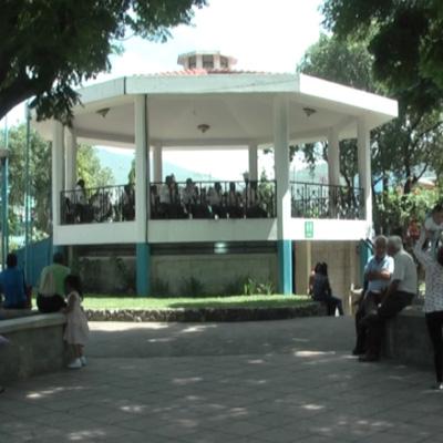 Parque de Amatitlán