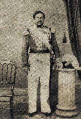 Rafael Carrera, Guatemala