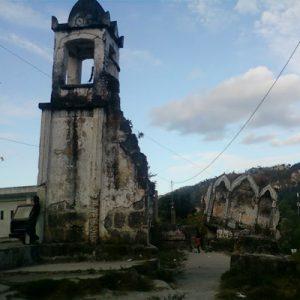Ruinas Chinautla Guatemala