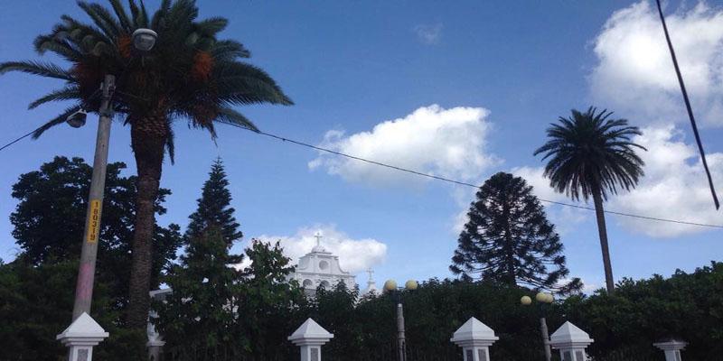 Guatemala San Raymundo Parque