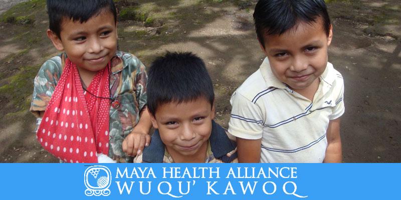 Cómo ser voluntario de Alianza Maya de la Salud
