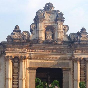 arquitectura del museo colonial