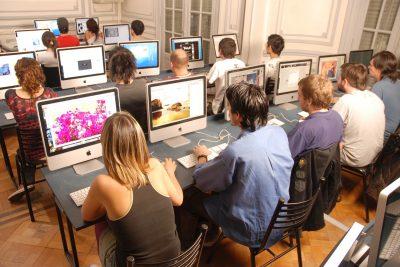 donde estudiar diseño grafico