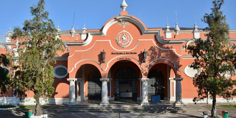 Museo Nacional de Arte Moderno de Guatemala