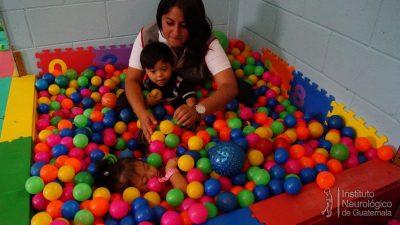 instituto neurologico de guatemala intervención temprana