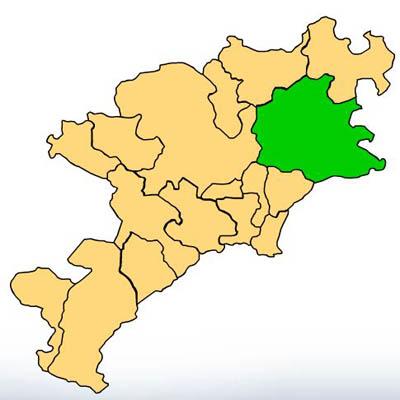 mapa-asuncion-mita-jutiapa-guatemala