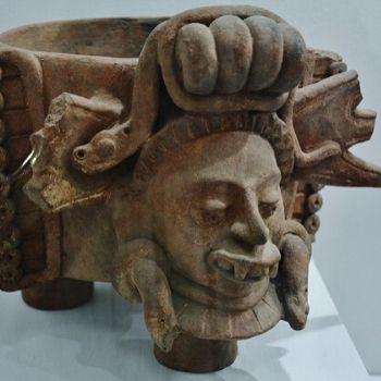 museo de arqueología y etnología guatemala piezas mayas
