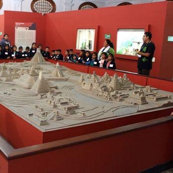 museo de arqueología y etnología guatemala tikal