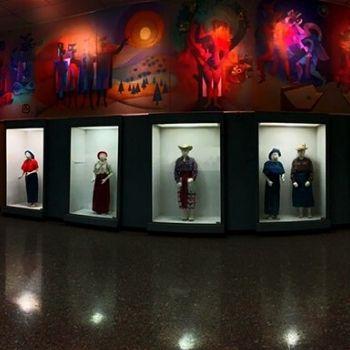 museo de arqueología y etnología guatemala trajes regionales