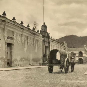 museo de arte colonial en la antiguedad