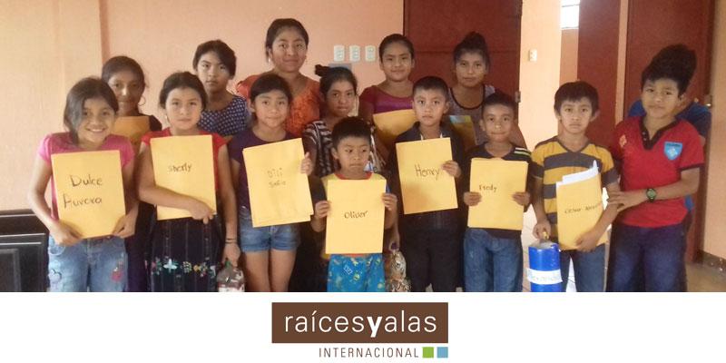 Cómo ser voluntario de Raíces y Alas Internacional