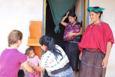 voluntariado alianza maya de la salud guatemala