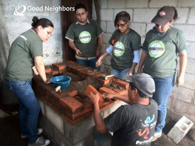 voluntariado good neighbors guatemala