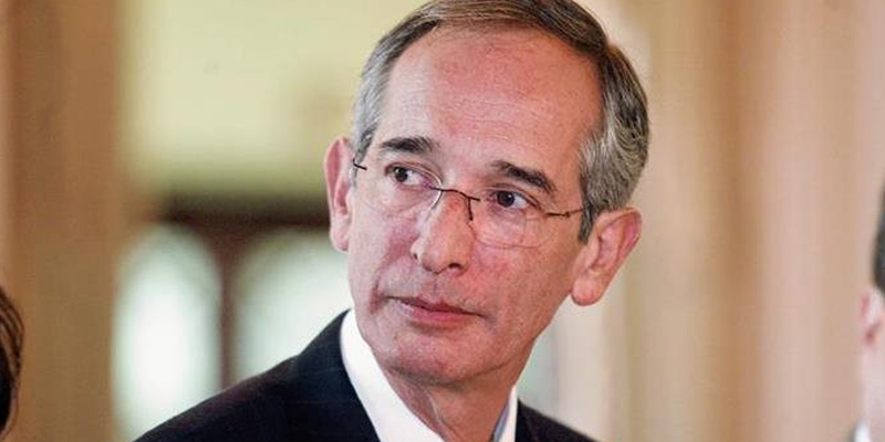 Álvaro Colom