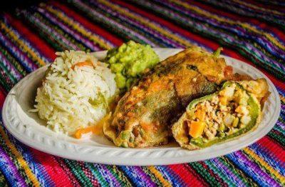 chiles rellenos de Guatemala