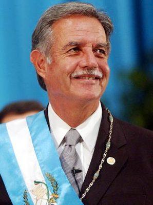 Expresidente Óscar Berger