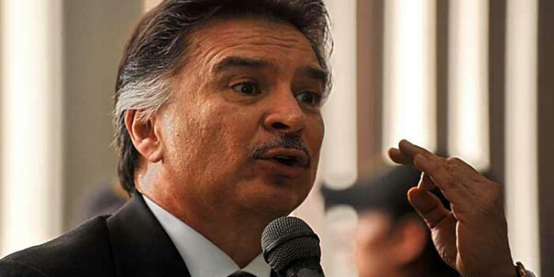 Expresidente Alfonso Portillo, Guatemala