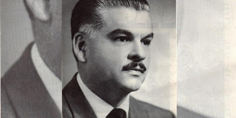 Expresidente Julio Cesar Montenegro