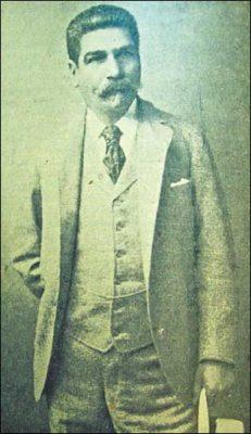 Expresidente Manuel Lisandro Barillas