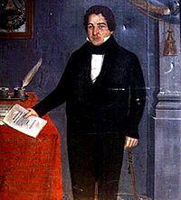 Expresidente Mariano Rivera Paz