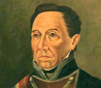 Gabino Gainza, Guatemala