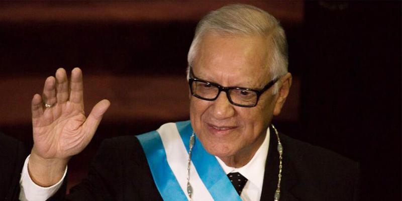 Presidente Alejandro Maldonado